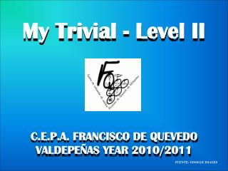 My Trivial - Level II