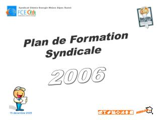 Plan de Formation Syndicale