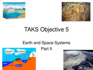 TAKS Objective 5