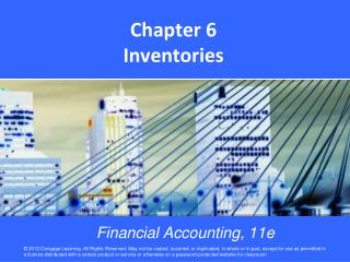 Chapter  6  Inventories