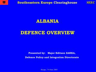 Southeastern Europe  Clearinghouse