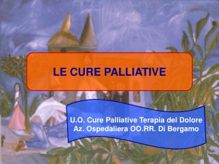 LE CURE PALLIATIVE