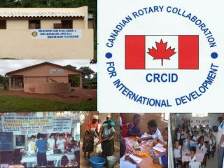 What is CRCID?