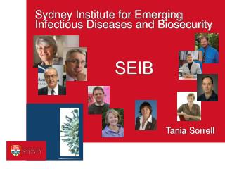 Sydney Institute for Emerging Infectious Diseases and Biosecurity