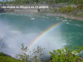 Les chutes du Niagara en 17 photos