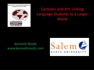 Cartoons and Art: Linking Language Students to a Larger World