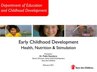 Department of Education and Childhood Development
