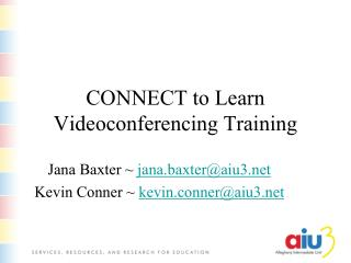 CONNECT to Learn Videoconferencing Training
