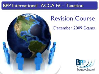 ACCA F6 – Taxation