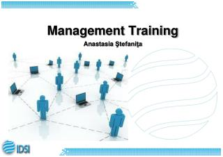 Management Training Anastasia  Ştefaniţa