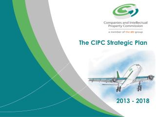 The CIPC Strategic Plan