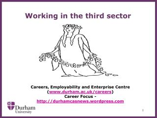 Working in the third sector