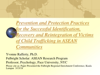 Strengthening   Migrant Protection in an Integrating ASEAN
