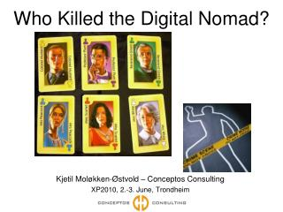 Who Killed the Digital Nomad?