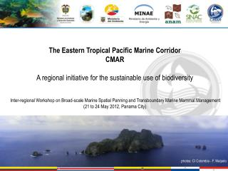 The Eastern Tropical  Pacific Marine Corridor  CMAR