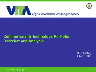 Commonwealth Technology Portfolio  Overview and Analysis