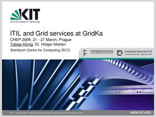 PPT - Grids, Clouds and HPC for Research & Education Dr  Ognjen