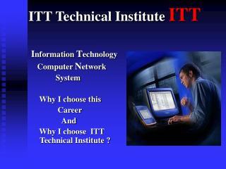 ITT Technical Institute ITT