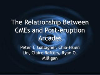 The Relationship Between CMEs and Post-eruption Arcades