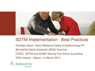 SDTM Implementation - Best Practices