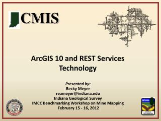 ArcGIS 10 and REST Services Technology