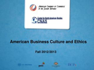 American Business Culture and Ethics