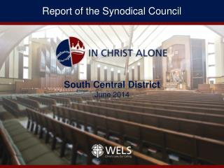 Report of the  Synodical  Council