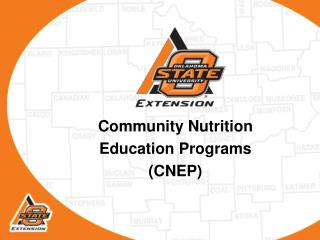 Community Nutrition Education Programs (CNEP)