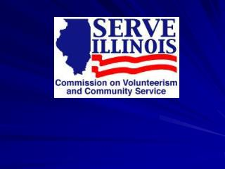 Serve Illinois Commission Mission