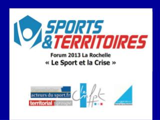 Conférence: Equipements Sportifs