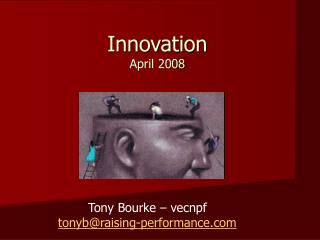 Innovation April 2008