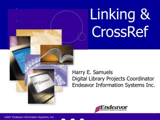 Linking & CrossRef