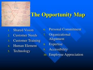 The Opportunity Map