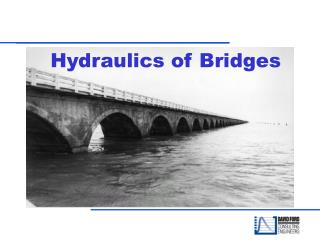 Hydraulics of Bridges
