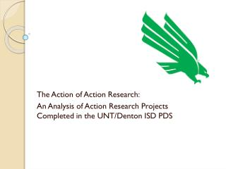 The Action of Action Research: