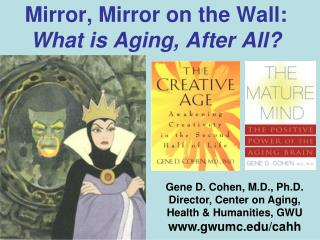 Mirror, Mirror on the Wall: What is Aging, After All?