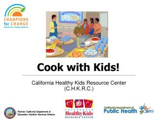 Cook with Kids!