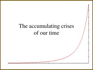 The accumulating crises of our time