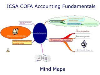 ICSA COFA Accounting Fundamentals