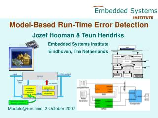 Model-Based Run-Time Error Detection