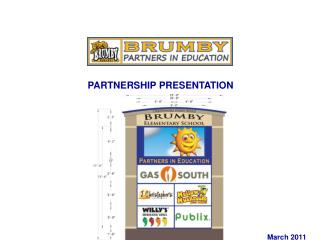 BUILD YOUR BUSINESS PARTNERSHIP WITH BRUMBY