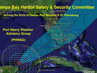 Serving the Ports of Tampa, Port Manatee & St. Petersburg
