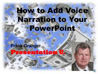 How to Add Voice Narration to Your PowerPoint
