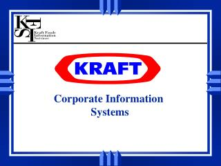 Corporate Information Systems