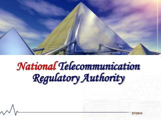National  Telecommunication  Regulatory Authority