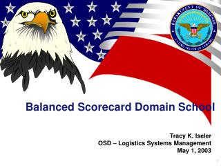 Balanced Scorecard Domain School