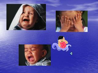 Infant and Toddler Crying:  To Soothe or Not to Soothe?