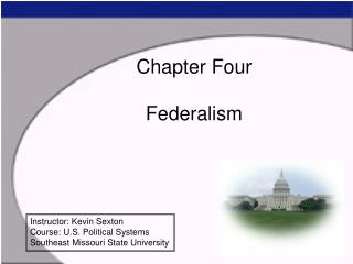 Chapter Four Federalism