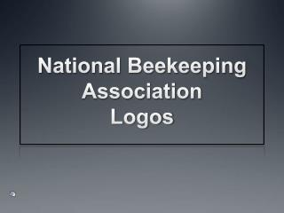 National Beekeeping Association  Logos