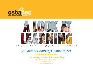 A Look at Learning  Collaborative